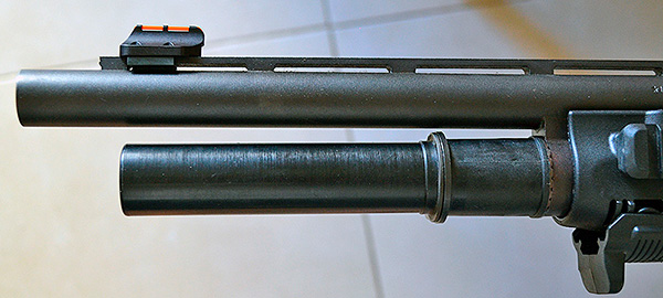 Remington 870 Magazine Extension