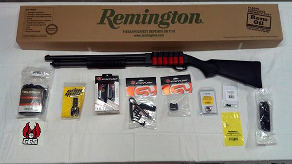 Remington 870 Review
