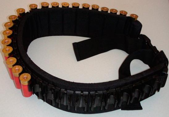 Shotgun Clip-on Belt