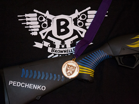 Thanks to Brownells for Support!