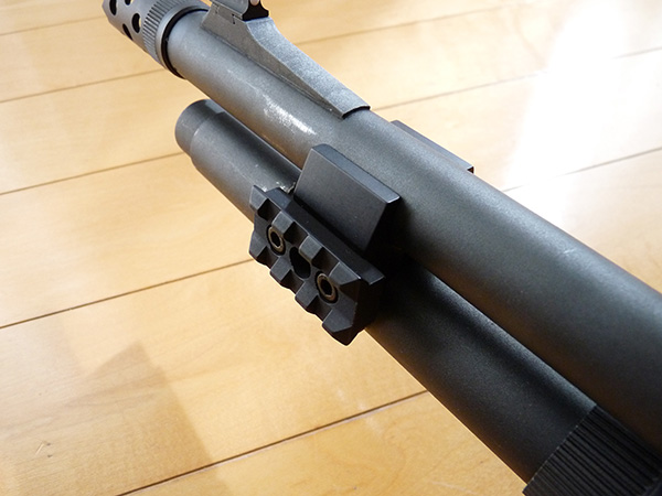 Remington 870 CDM Gear BMT Clamp with 3 Slot Rail Review