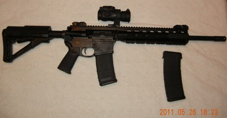LaRue Tactical AR-15