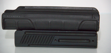 Leapers UTG Aircraft Aluminum Forend and Blackhawk Forend