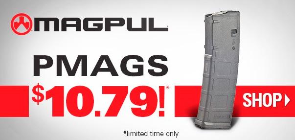 Magpul PMAG Magazines on SALE!
