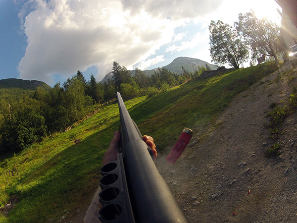 Remington 870 from Norway
