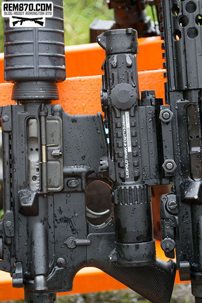Different AR-15 Rifles