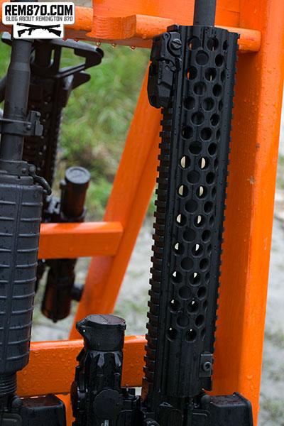 Different AR-15 Rifles
