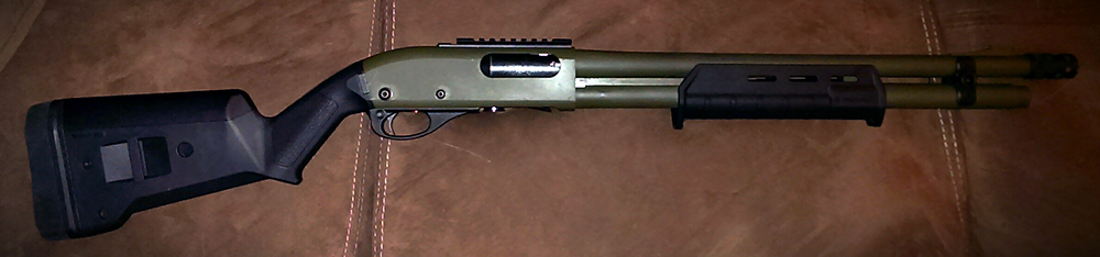 Remington 870 Magpul Edition