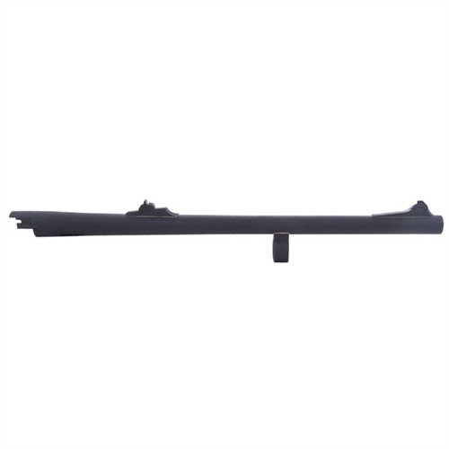 "Remington 870 Police Barrel, 18"", Parkerized with Rifle Sights"