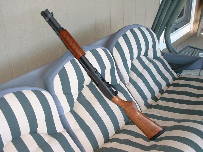 Remington 870 Police Magnum