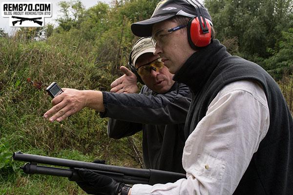 Shotgun Instructor