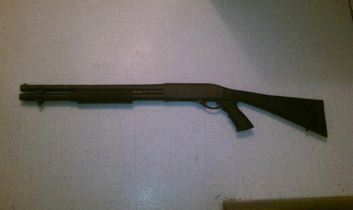 ATI Stock Remington 870