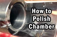 How to Polish Remington 870 Chamber