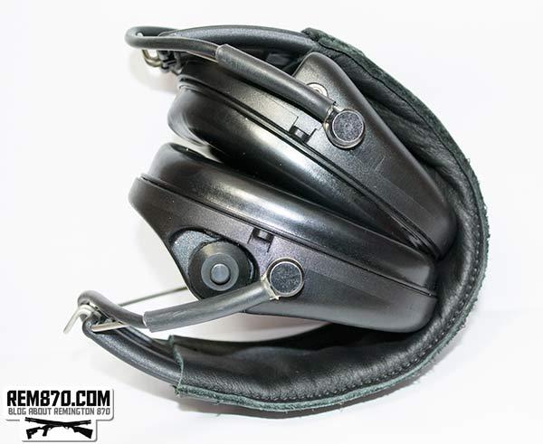 MSA Sordin Supreme Pro Shooting Hearing Protection Folded