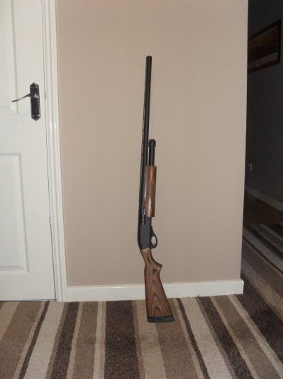 Remington 870 - Standard