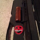 Remington 870 with Magpul Upgrades