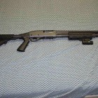 Remington 870 with ATI Stock and Tapco Forend