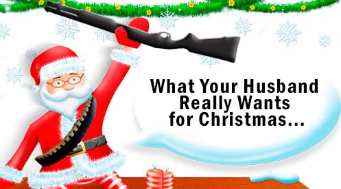 What Your Husband Really Wants for Christmas 2013 (Gift Ideas)
