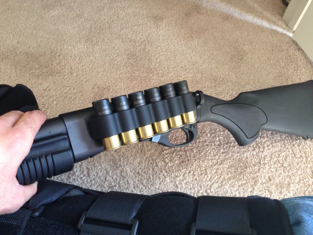 Remington 870 Tactical Upgrades