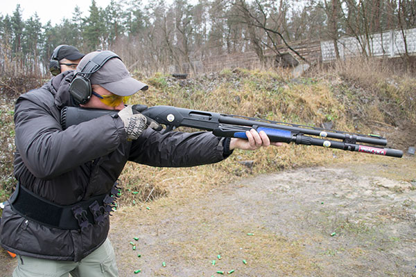 Shotgun Training