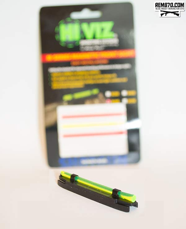 HiViz Magnetic M300 Shotgun Front Sight for Vented Rib Barrels