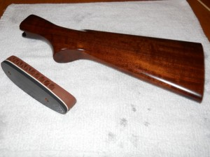 Remington 870 Wood Stock