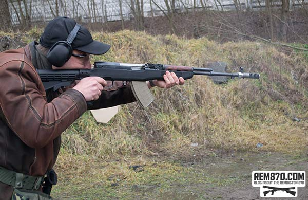 Rifle Training SKS