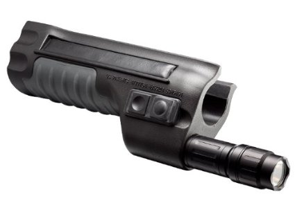 Surefire Forend with Integrated Flashlight