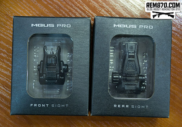 Magpul MBUS Pro AR-15 Backup Sights Review