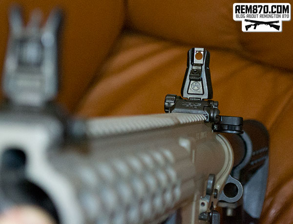 Magpul MBUS Pro Backup Sights
