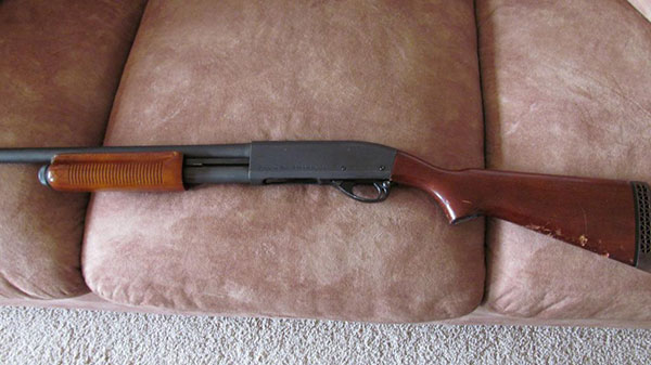 Remington 870 Before Restoration