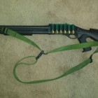 Remington 870 with Urbino Stock and Spectre Gear Sling