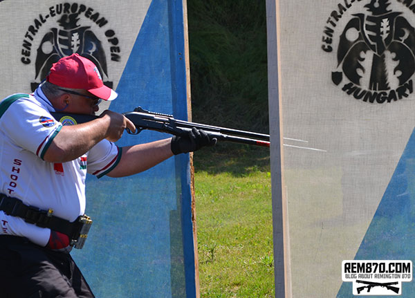 Central European Shotgun Open 2014