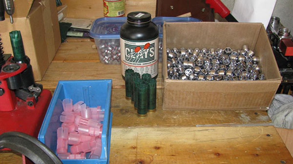 Lee Shotgun Slug Molds