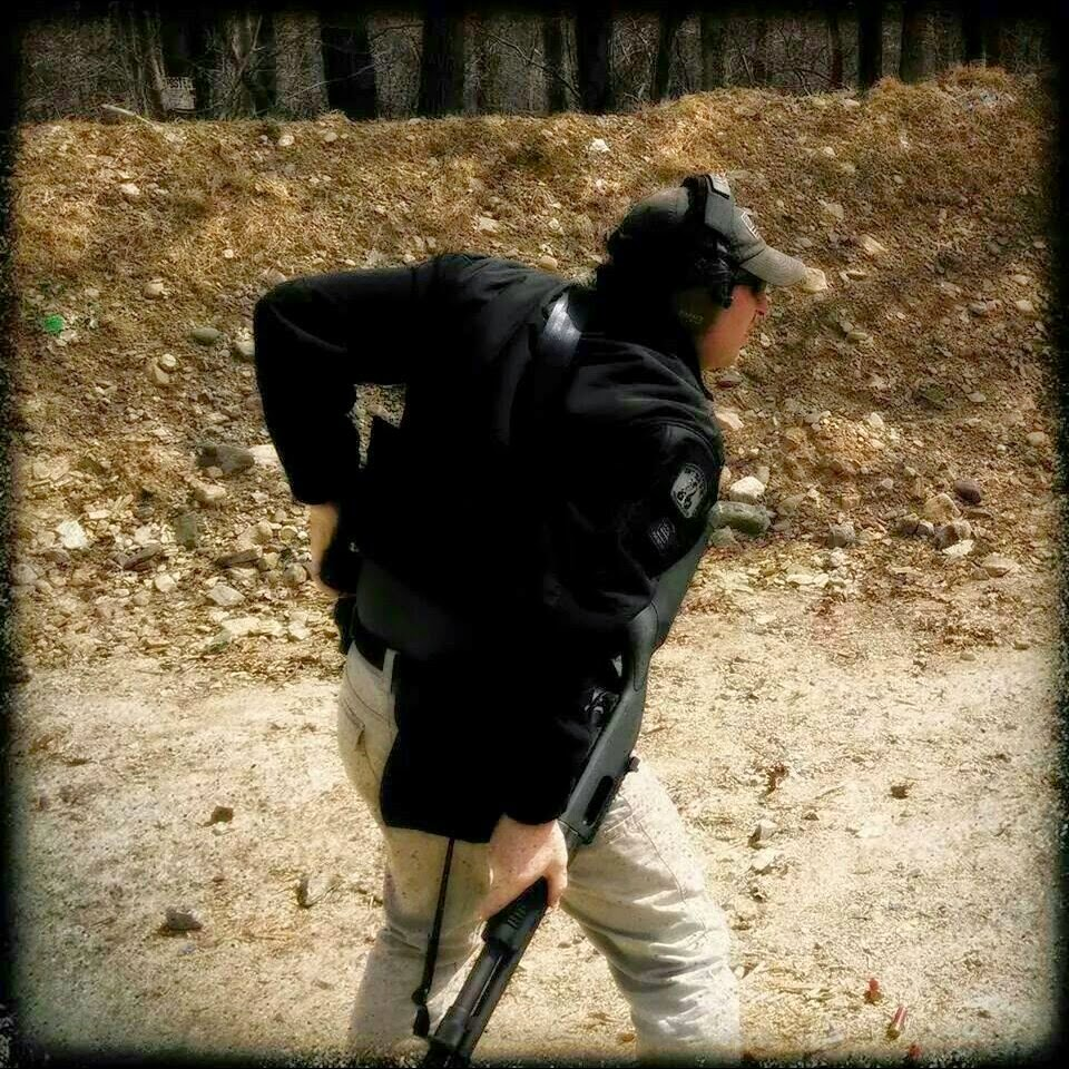 Remington 870 in Action