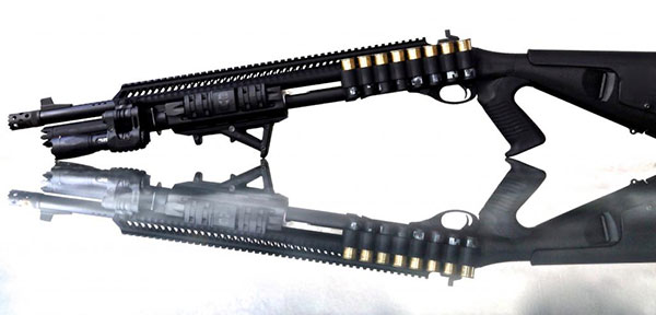 Remington 870 Tactical Shotgun
