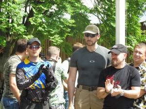 Vitaly Pedchenko, Sergey Lvovich, Anton Farb