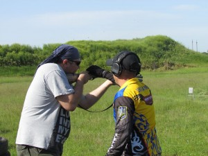 Vitaly Pedchenko, Shotgun Instructor