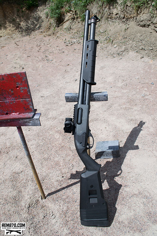 Magpul Stock and Forend for Remington 870