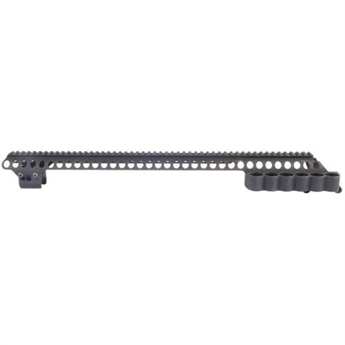 Mesa Tactical Shotgun Sureshell Carrier with 20 Inch Rail