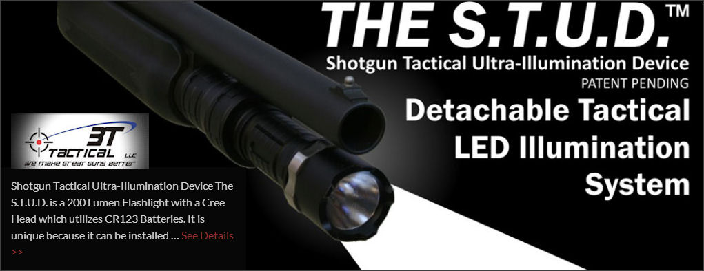 Shotgun Tactical Ultra-Illumination Device