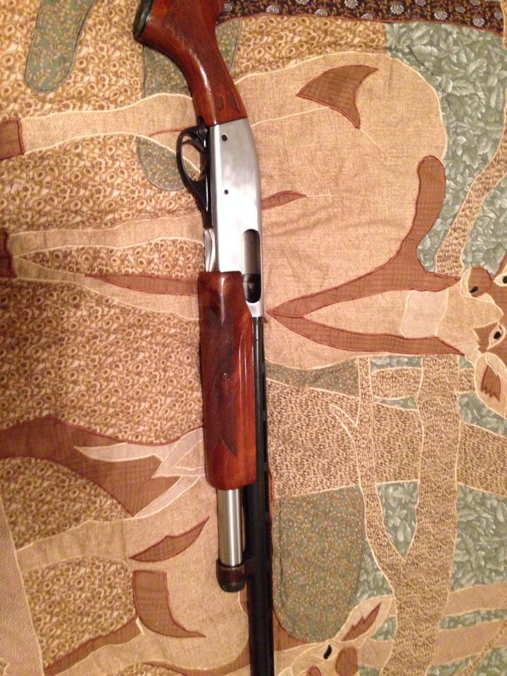 1974 Remington 870
