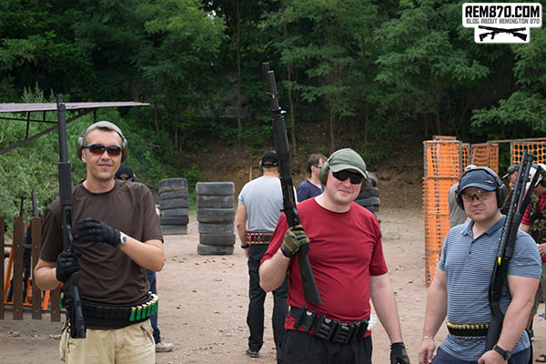 Shotgun Training Photos