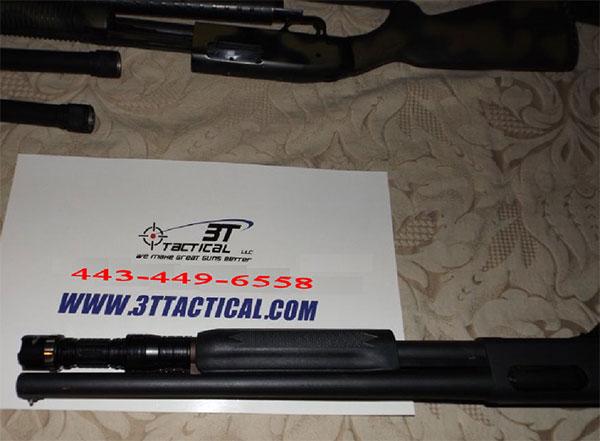 3T Tactical Shotgun Tactical Ultra-Illumination Device (S.T.U.D)