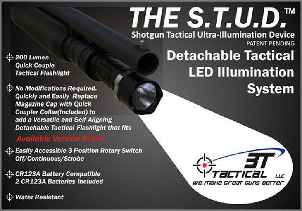 Shotgun Tactical Ultra-Illumination Device