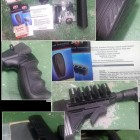 ATI ultimate professional stock and forend