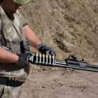 Remington 870 with FAB Defense Forend