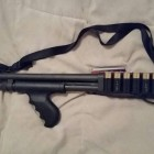 Remington 870 Pistol Grip Only