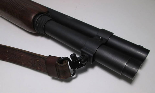 Remington 870 Extension Bracket with Sling