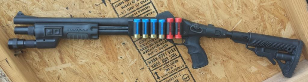 Remington 870 Express Magnum Upgraded